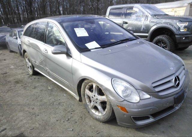 Inventory #144958703 2006 Mercedes-benz R