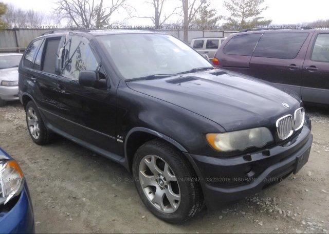 Inventory #415841270 2001 BMW X5