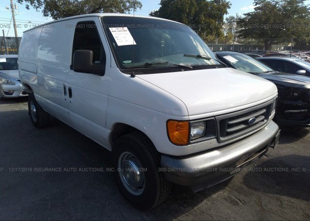 Inventory #250020678 2006 FORD ECONOLINE