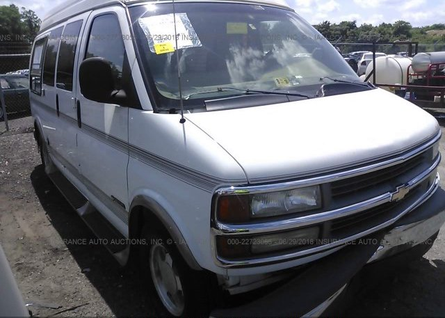 Inventory #810078556 2000 Chevrolet EXPRESS G1500