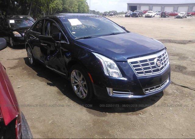 Inventory #721581277 2015 Cadillac XTS