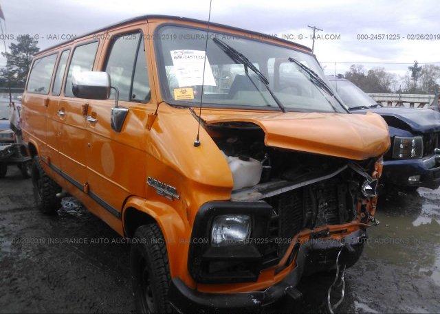 Inventory #289236527 1994 Chevrolet G30