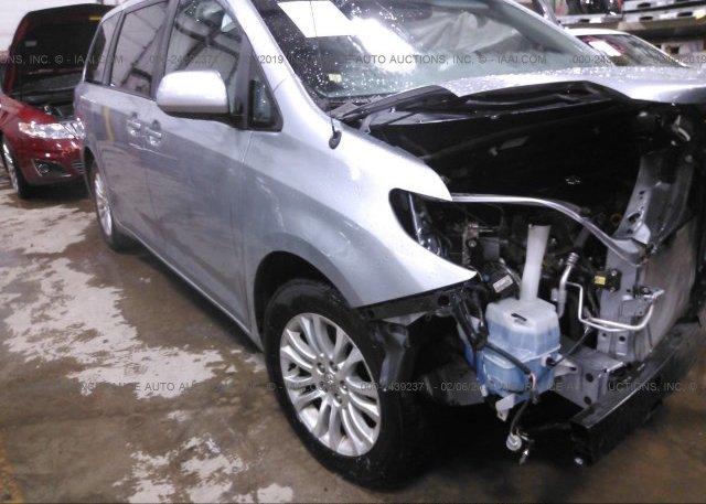 Inventory #383406356 2012 Toyota SIENNA