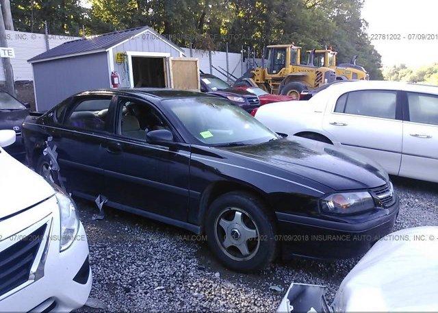 Inventory #151732828 2004 Chevrolet IMPALA