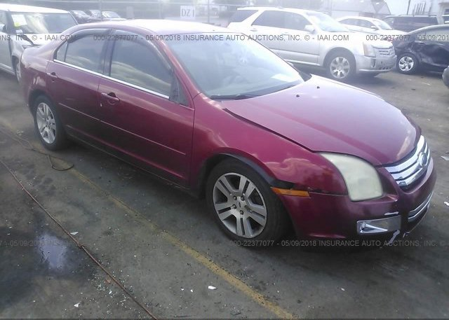 Inventory #503543332 2006 FORD FUSION
