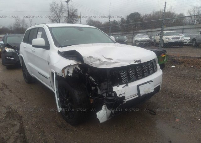 1C4RJEAG1JC430245 2018 JEEP GRAND CHEROKEE