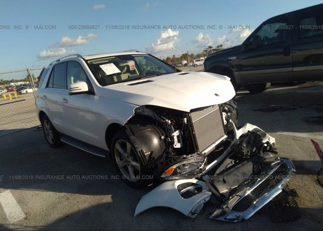 Inventory #397444390 2018 MERCEDES-BENZ GLE