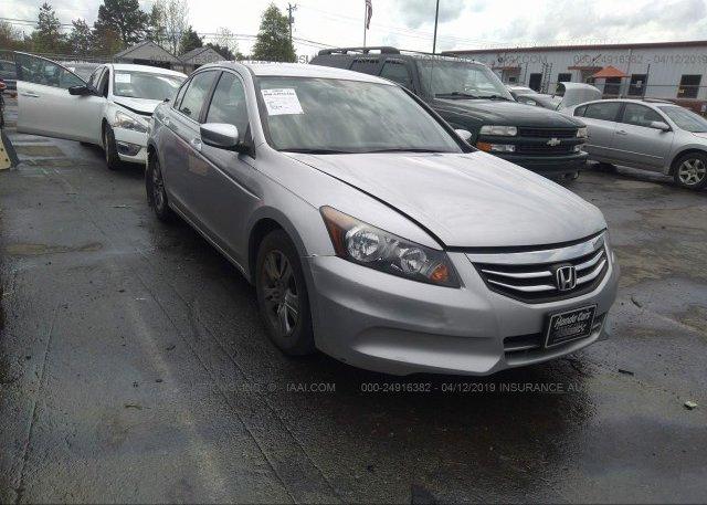 Inventory #654887783 2012 Honda ACCORD