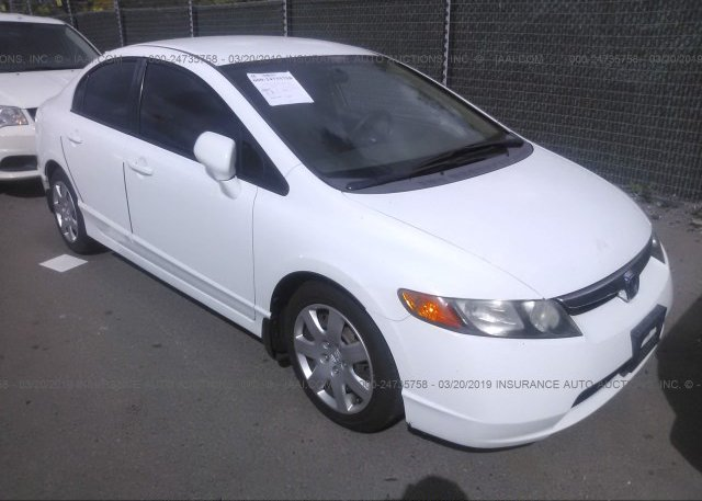 Inventory #921883523 2008 Honda CIVIC
