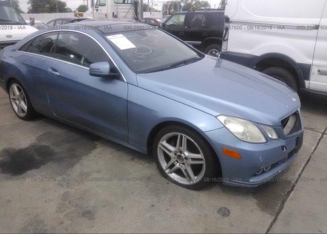 Inventory #719558498 2011 Mercedes-benz E