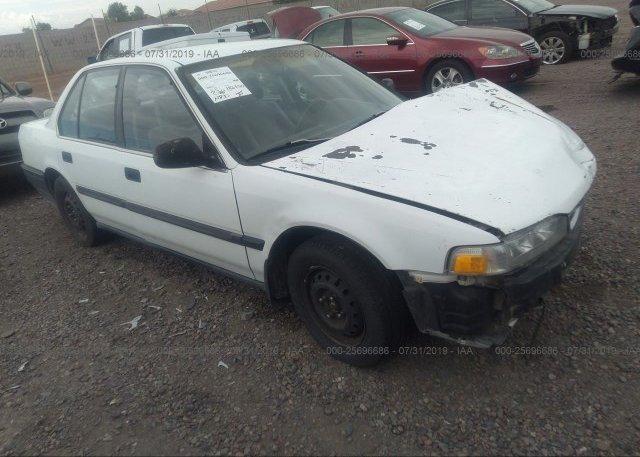 Inventory #769304461 1990 Honda ACCORD