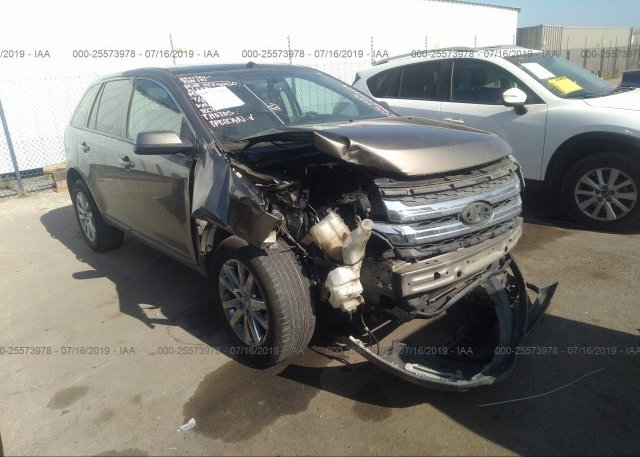Inventory #960670914 2012 FORD EDGE