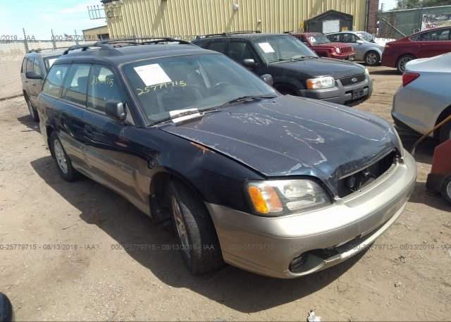 Inventory #910752927 2002 Subaru LEGACY