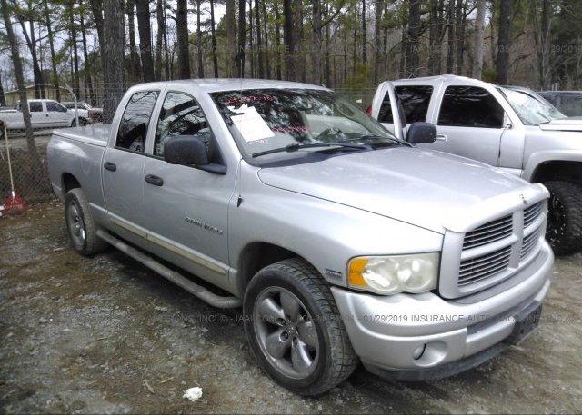 Inventory #835513395 2004 Dodge RAM 1500