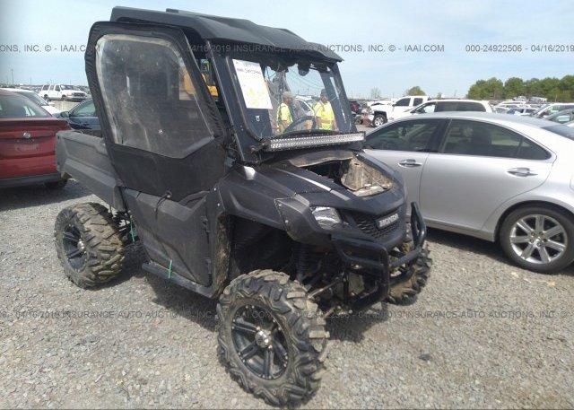 Inventory #889254631 2014 Honda SXS700