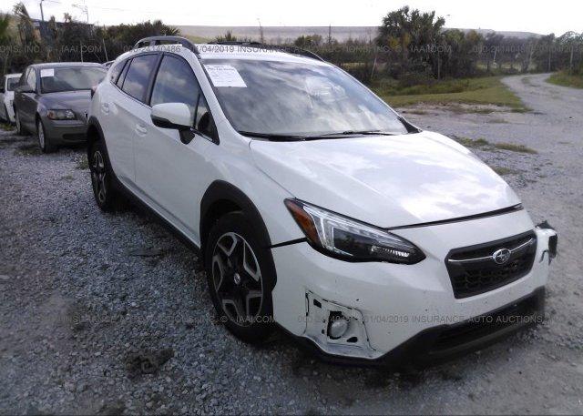 Inventory #435122008 2018 Subaru CROSSTREK