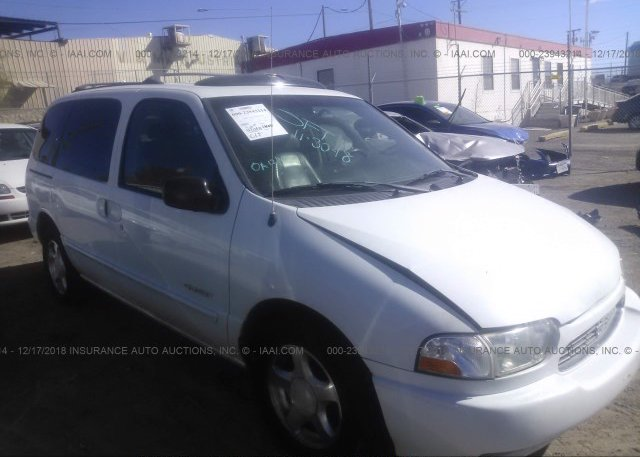 Inventory #129928529 1999 NISSAN QUEST