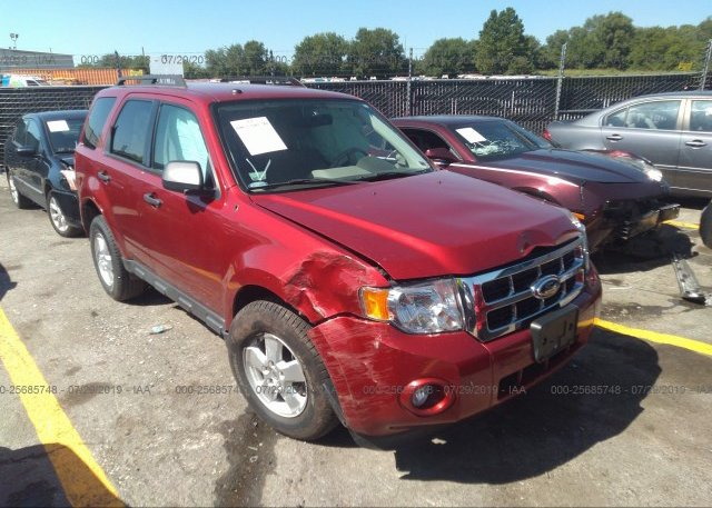 Inventory #450223629 2012 FORD ESCAPE