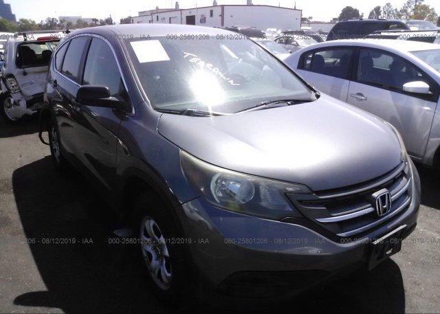 Inventory #452281316 2012 Honda CR-V