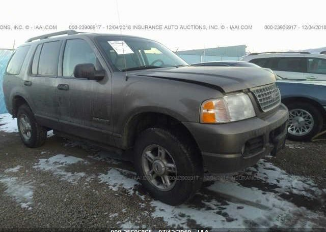 Inventory #242497338 2005 FORD EXPLORER