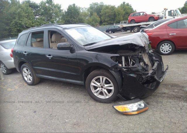 Inventory #667680666 2011 Hyundai SANTA FE
