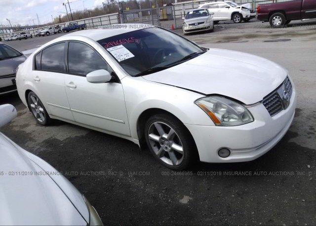 Inventory #796972274 2005 Nissan MAXIMA