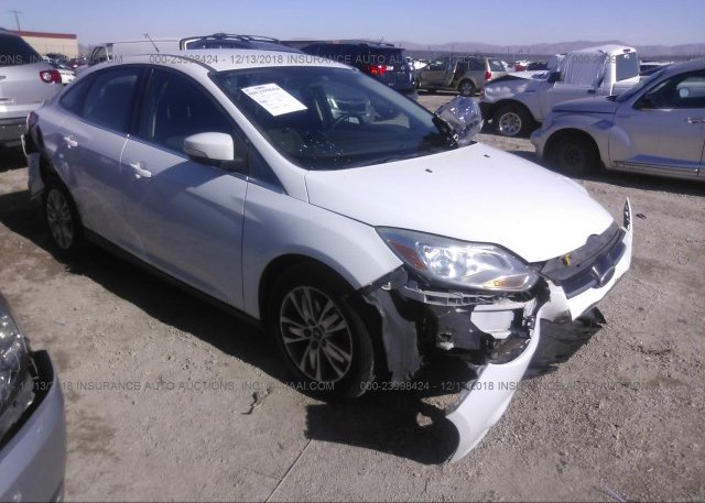 Inventory #209830298 2012 FORD FOCUS