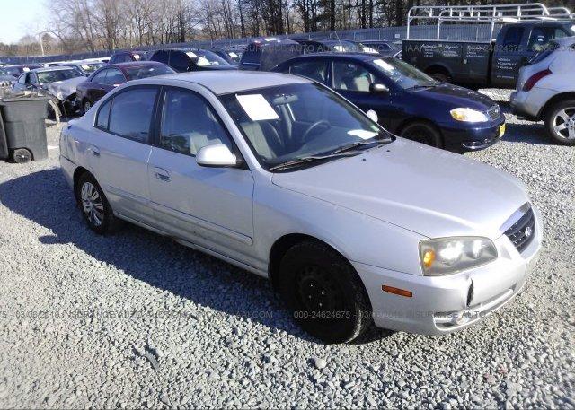 Inventory #982103905 2004 Hyundai ELANTRA