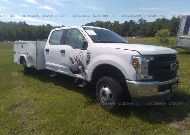 Inventory #305225819 2018 FORD F350
