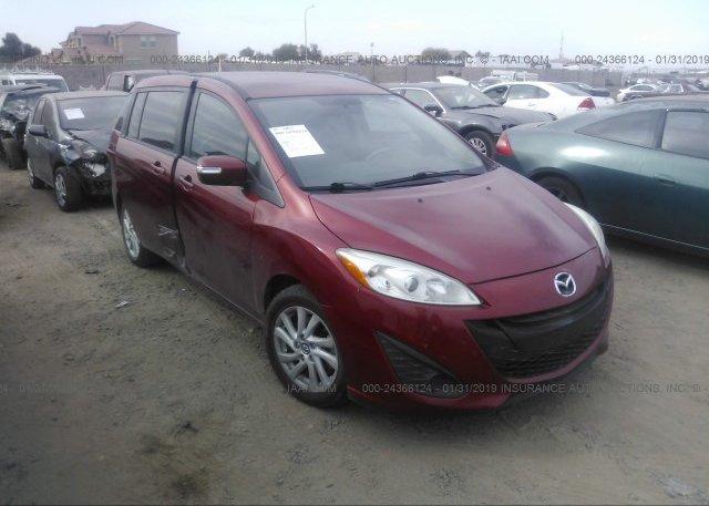 Inventory #746185565 2013 Mazda 5