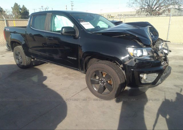 1GCGTCE30G1395358 2016 CHEVROLET COLORADO