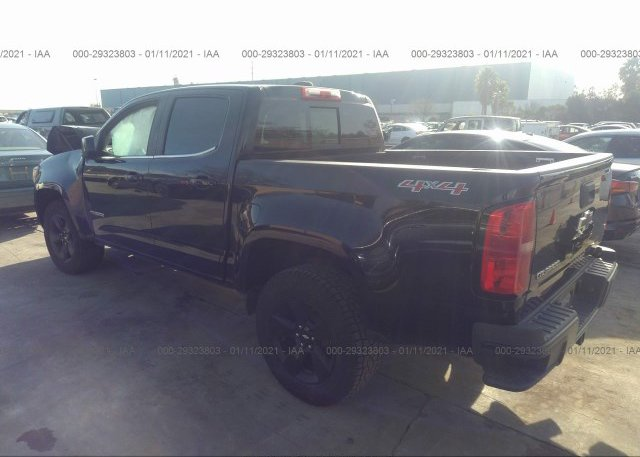 купить 2016 CHEVROLET COLORADO 1GCGTCE30G1395358