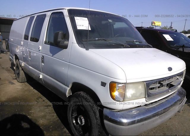 Inventory #135877323 2001 FORD ECONOLINE