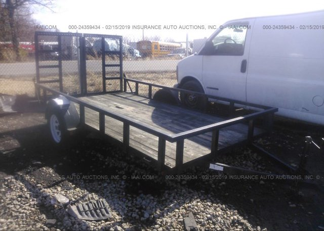 Inventory #804443532 2003 UTILITY TRAILER