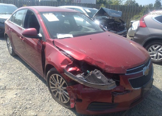 Inventory #155603389 2012 Chevrolet CRUZE