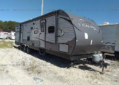 2016 FOREST RIVER OTHER - 5ZT2CAXB0GT009351 Left View