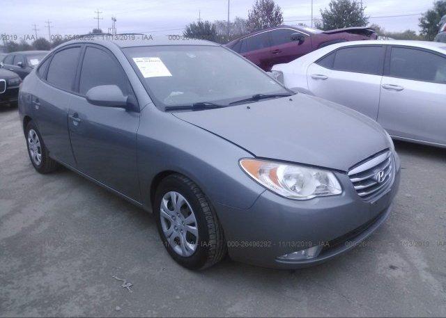 Inventory #664628452 2010 Hyundai ELANTRA
