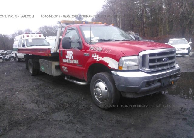 Inventory #340958439 2001 FORD F550