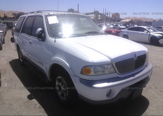 Inventory #600114834 1998 Lincoln NAVIGATOR