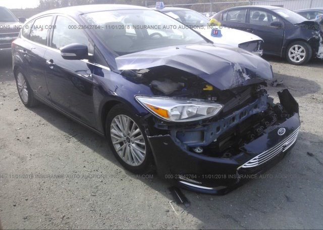 Inventory #359183695 2017 FORD FOCUS