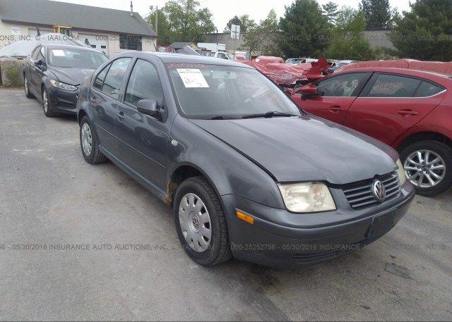 Inventory #202055705 2003 Volkswagen JETTA