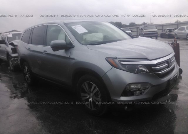 Inventory #532615539 2018 Honda PILOT