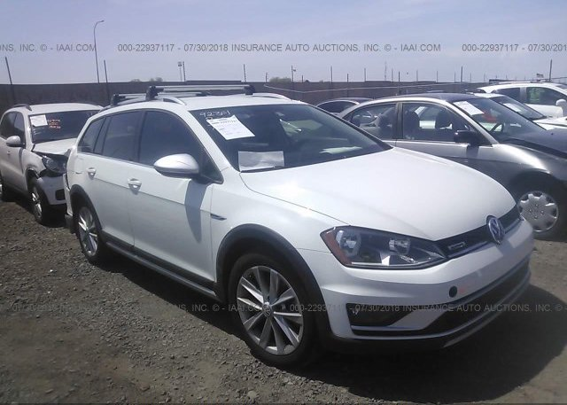 Inventory #186640743 2017 Volkswagen GOLF ALLTRACK