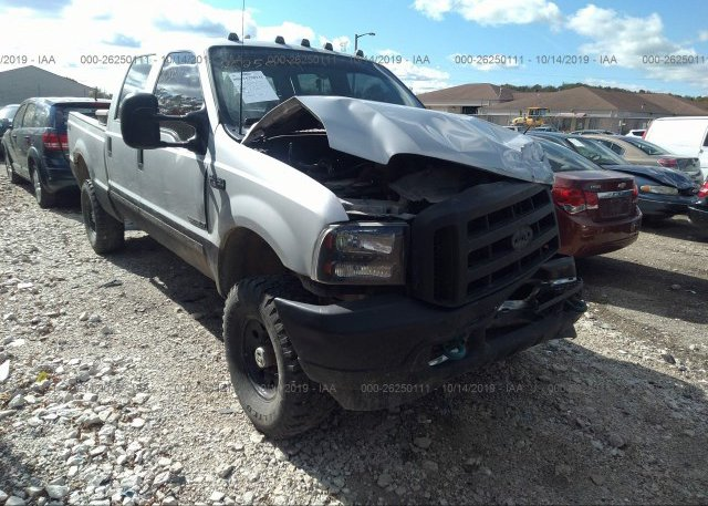 Inventory #759702983 2001 FORD F350