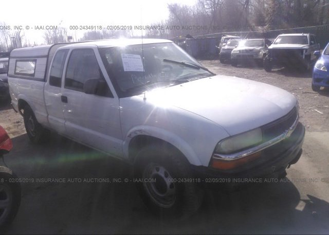 Inventory #930039120 2003 Chevrolet S TRUCK