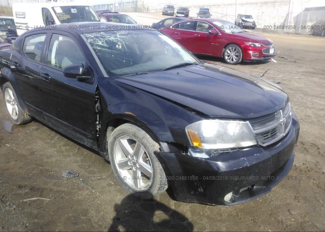 Inventory #611796982 2008 Dodge AVENGER