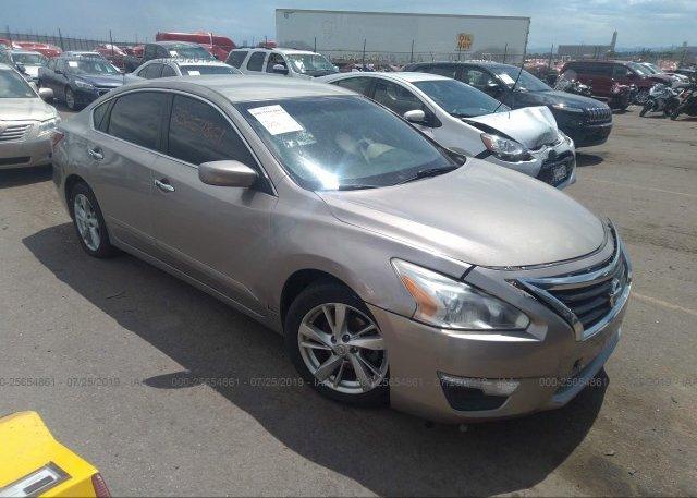 Inventory #487948373 2013 Nissan ALTIMA