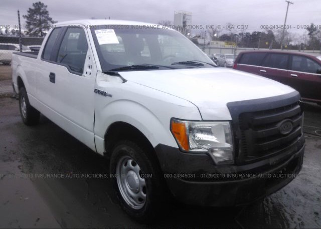 Inventory #195087278 2011 FORD F150
