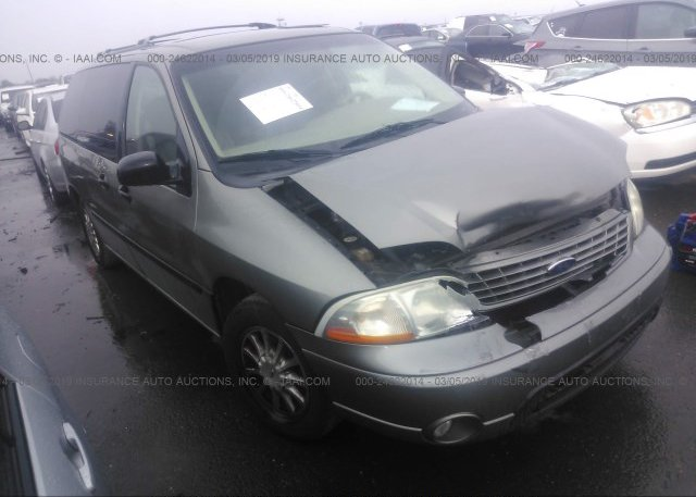 Inventory #791064173 2003 FORD WINDSTAR
