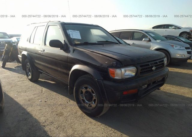 Inventory #781032676 1996 Nissan PATHFINDER
